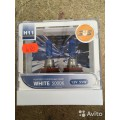 Галогенные лампы серия White 5000K H11 55W