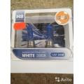 Галогенные лампы серия White 5000K H8 35W