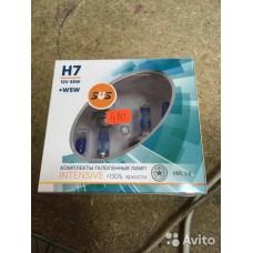 Галогенные лампы серия Intensive+130 12V H7 55W
